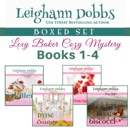 Lexy Baker Cozy Mystery Series Boxed Set Vol 1 (Books 1 - 4) MP3 Audiobook