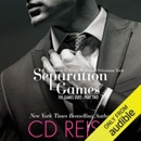 Separation Games: The Games Duet, Book 2 (Unabridged) MP3 Audiobook