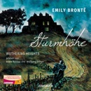 Sturmhöhe - Wuthering Heights (Ungekürzte Lesung) MP3 Audiobook