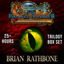 The Balance of Power: Dragons, magic, and discovery abound in this complete fantasy trilogy MP3 Audiobook