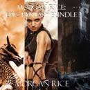 Morgan Rice: Epic Fantasy Bundle MP3 Audiobook