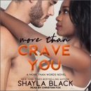 More Than Crave You MP3 Audiobook