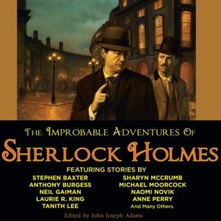 The Improbable Adventures of Sherlock Holmes (Unabridged) E-Book Download
