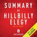 Summary of Hillbilly Elegy by J. D. Vance: Includes Analysis (Unabridged) MP3 Audiobook
