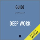 Summary of Deep Work by Cal Newport Includes Analysis (Unabridged) MP3 Audiobook