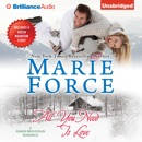 All You Need Is Love: Green Mountain, Book 1 (Unabridged) MP3 Audiobook