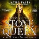 Reign of the Stone Queen: Stone Blood Series, Book 4 (Unabridged) MP3 Audiobook