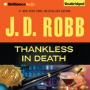 Thankless in Death: In Death, Book 37 (Unabridged) MP3 Audiobook