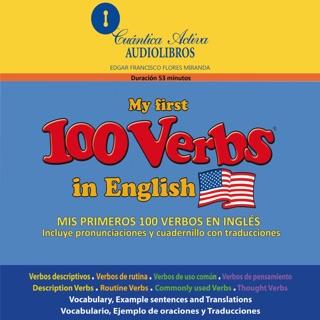 Mis primeros 100 verbos en inglés [My First 100 Verbs in English] (Unabridged) E-Book Download