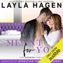 Meant for You: The Connor Family Series, Book 3 (Unabridged) MP3 Audiobook
