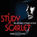 A Study in Scarlet (Unabridged) MP3 Audiobook