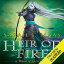 Heir of Fire: Throne of Glass, Book 3 (Unabridged) MP3 Audiobook