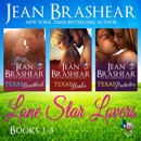 Lone Star Lovers Boxed Set: Books 1-3 MP3 Audiobook