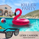 Killer Party: Tourist Trap Mysteries, Book 10 MP3 Audiobook