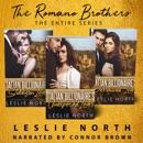 The Romano Brothers Series, 3 Book Bundle (Unabridged) MP3 Audiobook