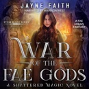 War of the Fae Gods MP3 Audiobook