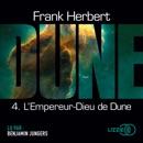 L'Empereur-Dieu de Dune - T4 MP3 Audiobook