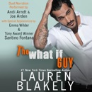 The What If Guy (Unabridged) MP3 Audiobook
