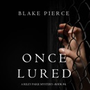 Once Lured (A Riley Paige Mystery–Book 4) MP3 Audiobook