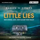 Little Lies – Wer einmal lügt, dem glaubt man nicht MP3 Audiobook