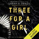 Three for a Girl (Unabridged) MP3 Audiobook