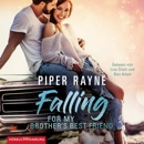 Falling for my Brother's Best Friend (Baileys-Serie 4) MP3 Audiobook
