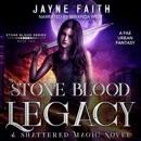 Stone Blood Legacy: A Fae Urban Fantasy MP3 Audiobook