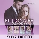 Billionaire Bad Boys Box Set: The Complete Series MP3 Audiobook