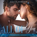All of You: A Best Friends to Lovers Romance - Complete Series (Unabridged) MP3 Audiobook