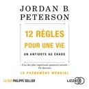 12 règles pour une vie MP3 Audiobook