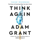 Think Again: The Power of Knowing What You Don't Know (Unabridged) listen, audioBook reviews, mp3 download