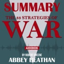Summary of The 33 Strategies of War by Robert Greene MP3 Audiobook