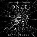 Once Stalked (A Riley Paige Mystery—Book 9) MP3 Audiobook