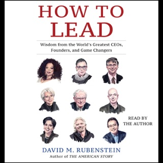 How to Lead (Unabridged) MP3 Download
