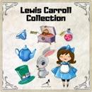 Lewis Carroll Collection: Alice's Adventures in Wonderland, Through the Looking-Glass, Alice's Adventures Underground (Unabridged) MP3 Audiobook