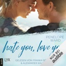 Hate You, Love You MP3 Audiobook