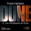 Les Hérétiques de Dune - T5 MP3 Audiobook