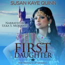 First Daughter: The Royals of Dharia, Book 3 (Unabridged) MP3 Audiobook