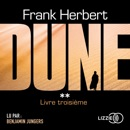 Dune** - Livre troisième MP3 Audiobook