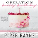 Operation Bailey Birthday MP3 Audiobook