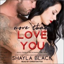 More Than Love You MP3 Audiobook