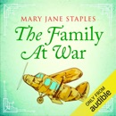 The Family at War: Adams Family, Book 12 (Unabridged) MP3 Audiobook