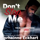 Don't Stop Me: Vic: The McCabe Brothers, Book 1 (Unabridged) MP3 Audiobook