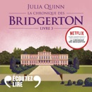 La chronique des Bridgerton (Tome 3) - Benedict MP3 Audiobook