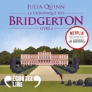 La chronique des Bridgerton (Tome 2) - Anthony MP3 Audiobook