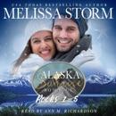The Alaska Sunrise Romances, Books 1-5 (Unabridged) MP3 Audiobook