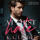 At First Hate: A Small Town Enemies to Lovers Romance (Unabridged) MP3 Audiobook
