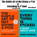 Download The Subtle Art of Not Giving a F*ck & Everything Is F*cked: Two Book Combo (Unabridged) MP3