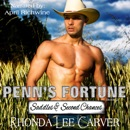Penn's Fortune: Saddles & Second Chances, Book 2 (Unabridged) MP3 Audiobook