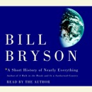A Short History of Nearly Everything (Unabridged) MP3 Audiobook